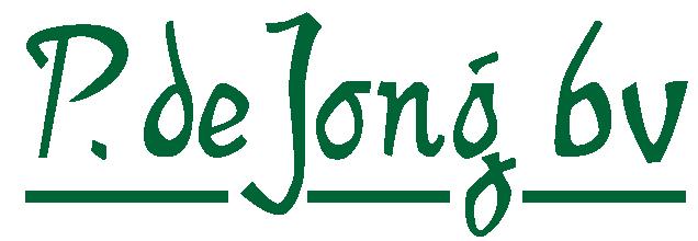 pdejong Logo